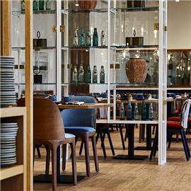 Restauracja Floor No 2 Warszawie