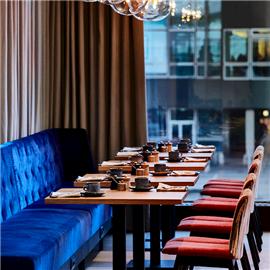 Restauracja z widokiem na centrum Warszawy - Floor No 2